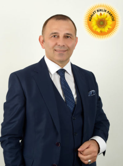 AB Parti Başkanı irfan UZUN