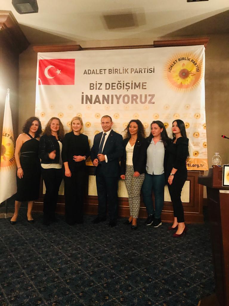 Adalet Birlik Partisi Kadın Kolları