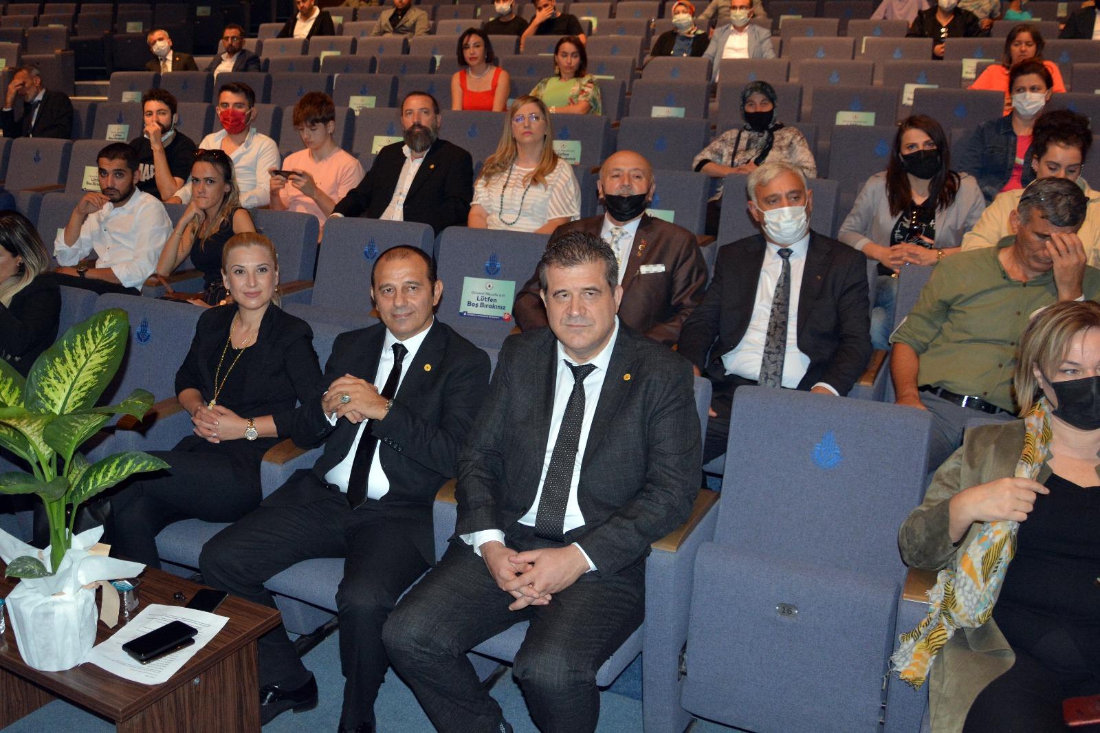 Adalet Birlik Partisi istanbul 1 olağan il kongresi