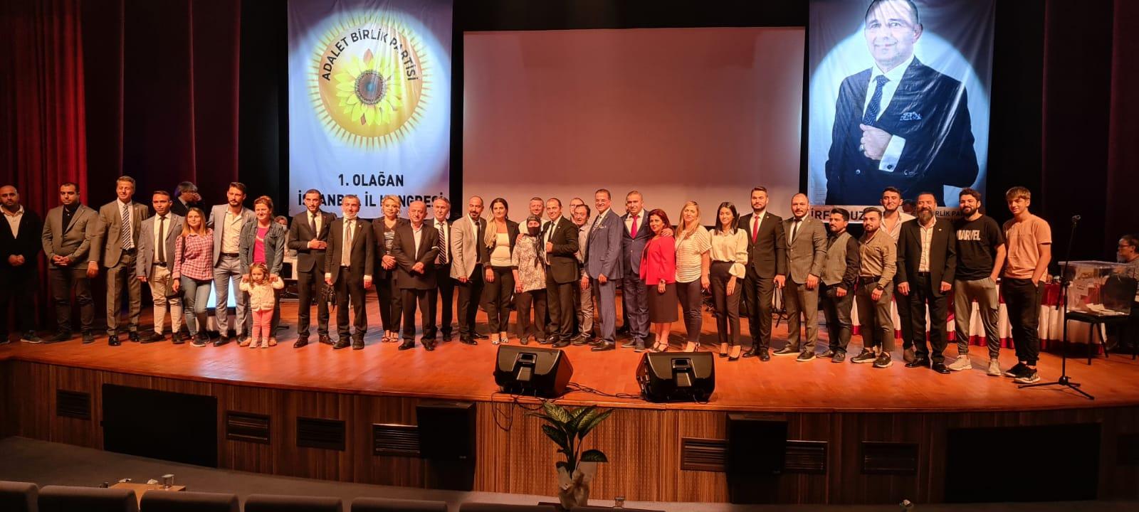 istanbul 1 olağan il kongresi